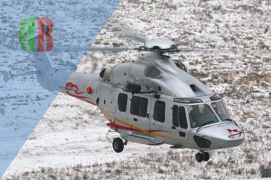 Elicottero AC352