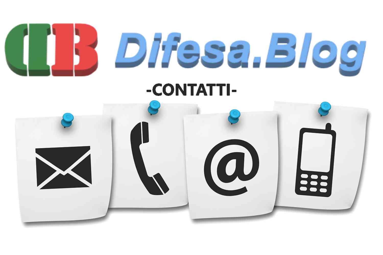 Contatti - Difesa blog