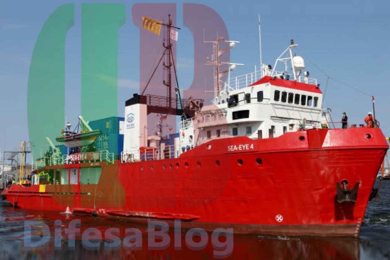 "ONG ""Sea Eye 4"""