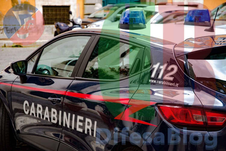 Trasferimenti carabinieri