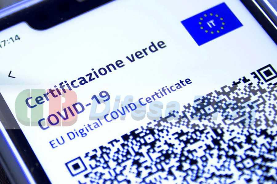 obbligo certificazione
